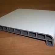 FiberSill Пластиковый Подоконник ДПК Белый фото