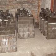 Жаропрочное литье, колосники на холодильник Волга фото