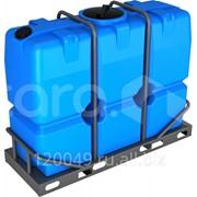Пластиковая ёмкость в обрешётке 2000 литров Арт.SK 2000 обр фото