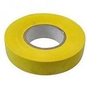 Сибртех Изолента ПВХ, 15 мм х 10 м, желтая Сибртех фото