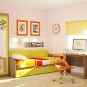 Акварель мебель детская фото