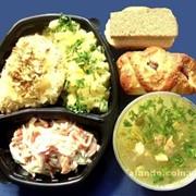 Обеды горячие с доставкой Крым фото