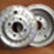 Задний тормозной барабан фото