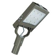 Светодиодный светильник LeaderLight 50Вт консольный фото