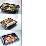 Суши-боксы,салат-боксы, упаковка для еды на вынос фото