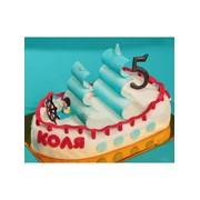 Торт дитячий № 400а фото
