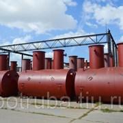 Резервуар для производства минеральных удобрений фото