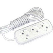 Электрический удлинитель 10м фото
