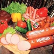 Колбасные изделия вареные фото