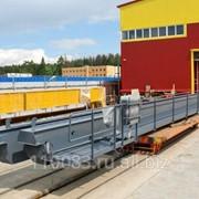 Проведение работ по ремонту и/или модернизации мостовых кранов фото