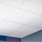 Плиты минеральные для подвесные потолков фото