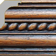 Деревянный карниз Рембрандт CM002-0003 фото