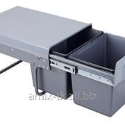 Контейнер для отходов, модуль 40см, 30л. - CLG15A/N-SZ фото