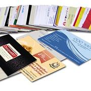 Печать визиток Печать листовок Печать флаеров Печать буклетов Полиграфия Цифровая печать Визитки фото