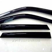 Дефлектор окон черный по 3 компл в упаковке Kyoung Dong, арт. K-901-62 фото