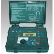 Микроомметр MMR-600 фото