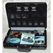 Профессиональный диагностический прибор с комплектом переходников
