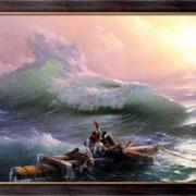 Картина Девятый вал, Айвазовский, Иван Константинович фото