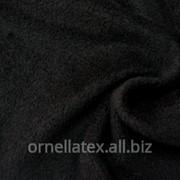 Флис антипиллинг ET1006 черный фото