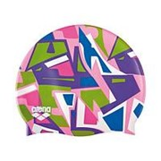 Шапочка для плавания детская Arena Print Jr арт.94171910 фото