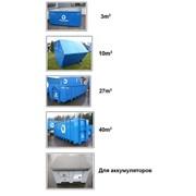 Сбор и переработка промышленных отходов фото