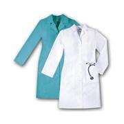 Готовые лекала медицинских халатов фото
