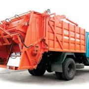 Автомобиль коммунальные мусоровозы фото