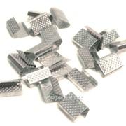 Металлические скобы для стреп-ленты фото