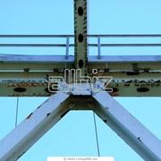 Покраска металлоконструкций, монтаж и покраска оборудования фото