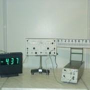 Установка для изучения фотодиода и светодиода ФДСВ-05 фото