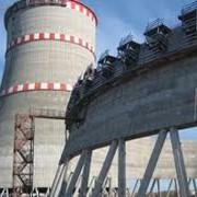Строительство объектов атомной энергетики фото