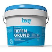 Грунтовка Кнауф Тифенгрунд для наружних и внутренних работ, морозостойкая, 10 кг фото
