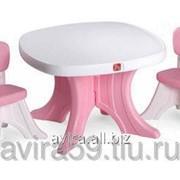 Детский столик и стульчики фото