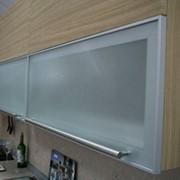 Изготовление фасадов с алюминиевым профилем фото