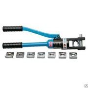Опрессовщики кабеля усилие 12 т, медн. алюм. кабель 16-240 10-185 мм2 фото