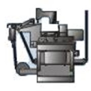 Станки для сшивки тканых и полиэфирных материалов фото