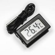 Электронный термометр с выносным датчиком фото