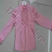 Блуза стойка д/р 14786 фото