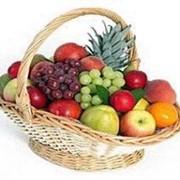 Композиции из фруктов фото