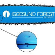 шины пильные IggesundForest W2811-82P голубая 2,0 фото