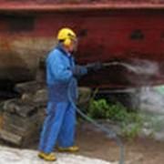 Мойка, зачистка судовых топливных танков фото