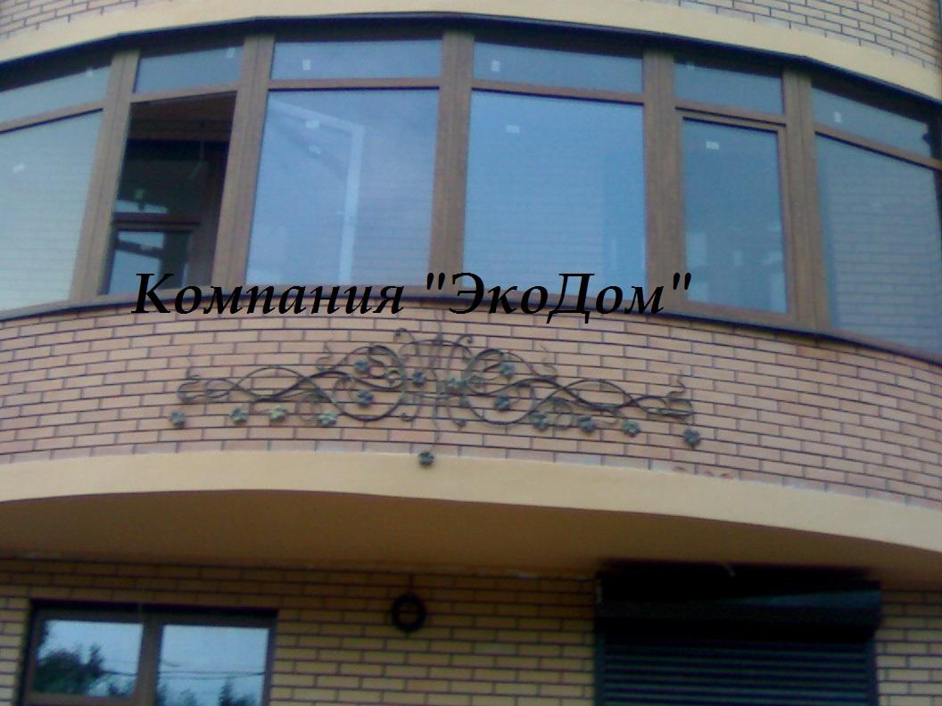 Остекление балконов. рассрочка без %, купить в краснодаре.