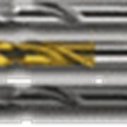Сверла быстрорежущие с цилиндрическим хвостовико