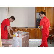 Услуги грузчиков. Упаковка мебели Харьков. фото