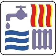 Монтаж систем отопления / водоснабжения / канализации фото