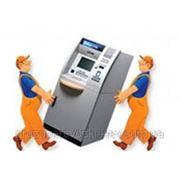 Перевозка банкоматов киев фото