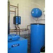 Системы отопления и водоснабжения монтаж фото
