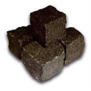 Брусчатка черная фото