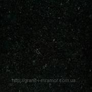 Черный гранит фото