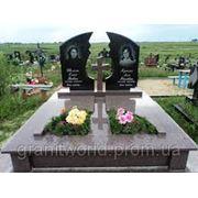 Памятники для двоих (Образцы №390) фото